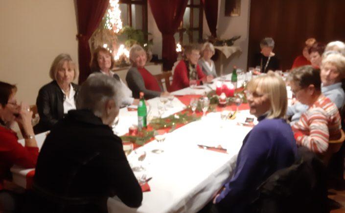Weihnachtsfeier In Braunschweig.Weihnachtsfeier Der Tennis Damen Sv Olympia 92 Braunschweig E V